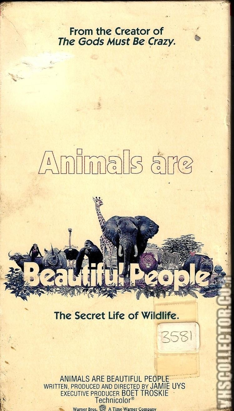 Animals Are Beautiful People Animals are Beautiful People VHSCollectorcom Your Analog