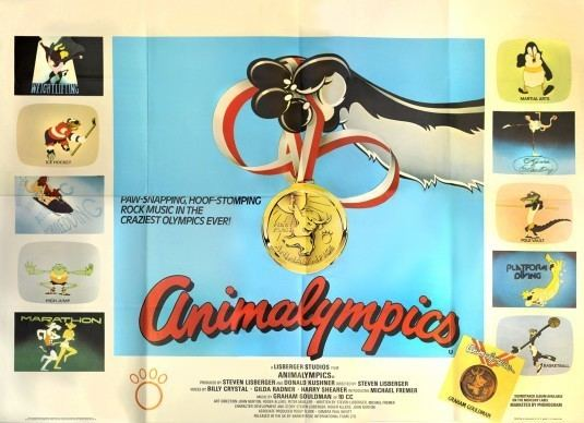 Animalympics Animalympics Movie Poster IMP Awards