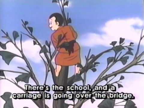 Animated Classics of Japanese Literature Animated Classics of Japanese Literature Theater of Life YouTube