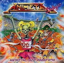 Animetal Lady Marathon httpsuploadwikimediaorgwikipediaenthumbf