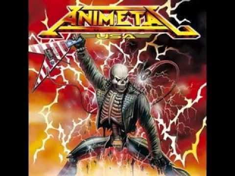 Animetal USA ANIMETAL usa FULL CD YouTube