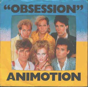 Animotion Animotion Obsession Vinyl at Discogs