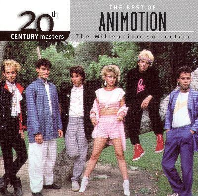 Animotion 20th Century Masters The Best of Animotion Animotion Release