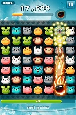 Anipang Smartphone Game Anipang a New Obsession in South Korea Digits WSJ