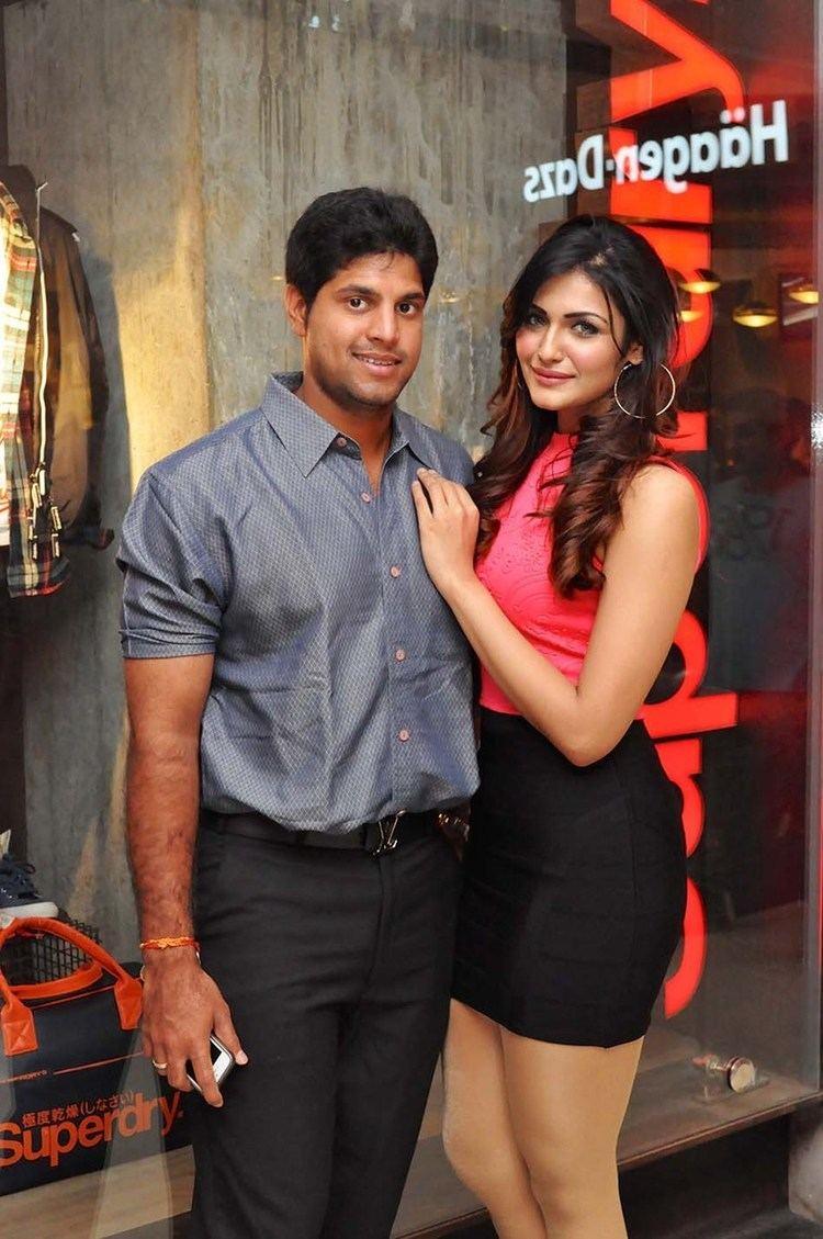 Anirudha Srikkanth Peek into the home of cricketer Anirudha Srikkanth amp model