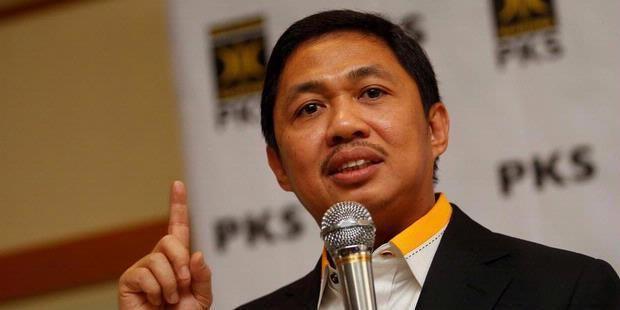 Anis Matta Pergantian Pengurus PKS Mundur Karena Pilkada Serentak