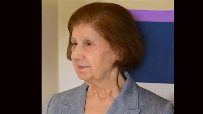 Anisa Makhlouf PressTVBashar Assad39s mother dies at 86