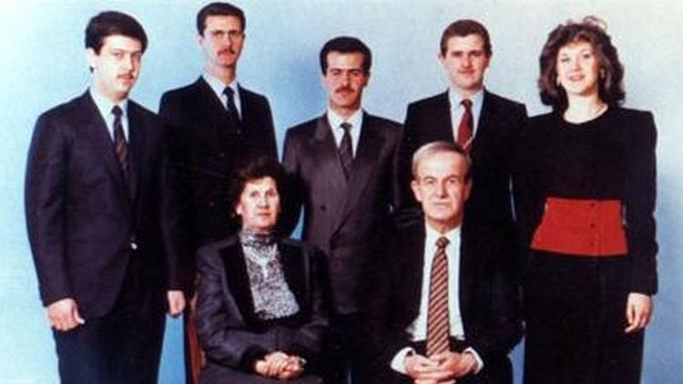 Anisa Makhlouf Assad39s mother fled Syria US ambassador confirms The Times of Israel