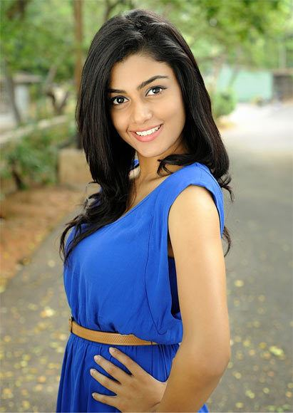 Anisha Ambrose Anisha Ambrose I never thought of being an actor Rediff