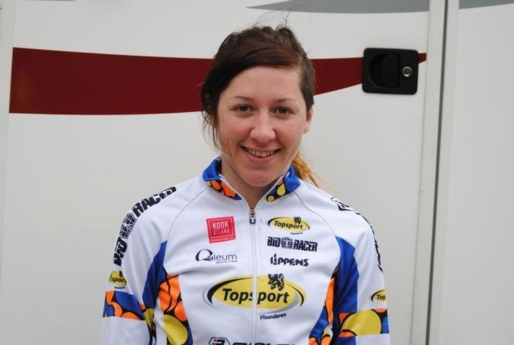 Anisha Vekemans Sport Vlaanderen Guill Dor