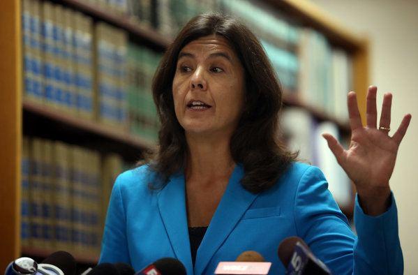 Anita Alvarez Anita Alvarez announces charges dismissed Chicago Tribune