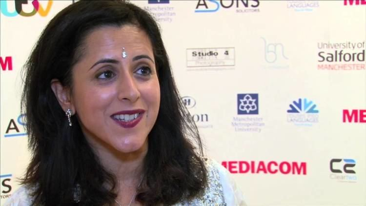 Anita Anand Anita Anand Asian Media Awards 2014 Radio Presenter of