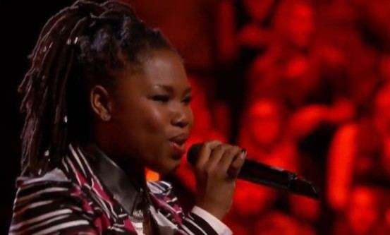 Anita Antoinette The Voice 7 Anita Antoinette Vs Craig Wayne Boyd VIDEO