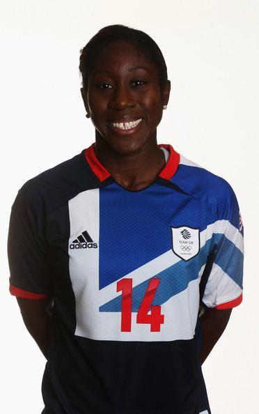 Anita Asante Anita Asante Photos Team GB Women39s Official Olympic