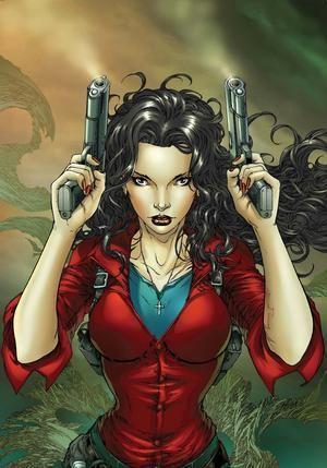 Anita Blake Anita Blake Character Comic Vine