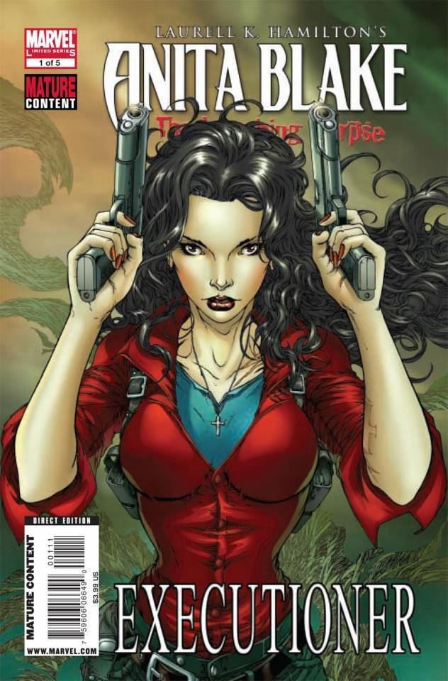 Anita Blake: Vampire Hunter Anita Blake Character Comic Vine