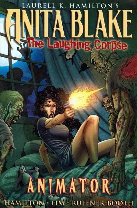 Anita Blake: Vampire Hunter Anita Blake Vampire Hunter The Laughing Corpse Animator Volume
