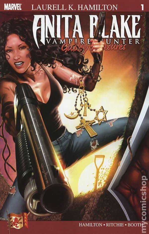 Anita Blake: Vampire Hunter Anita Blake Vampire Hunter 2006 comic books