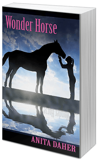 Anita Daher We Do Write Interview Anita Daher Author of Wonder Horse