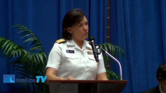 Anita L. Lopez Maritime Day 2015 Remarks by Rear Admiral Anita L Lopez