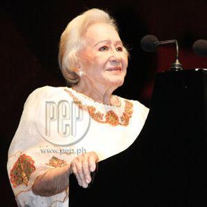 Anita Linda Veteran actress Anita Linda has no plans of retiring yet PEPph