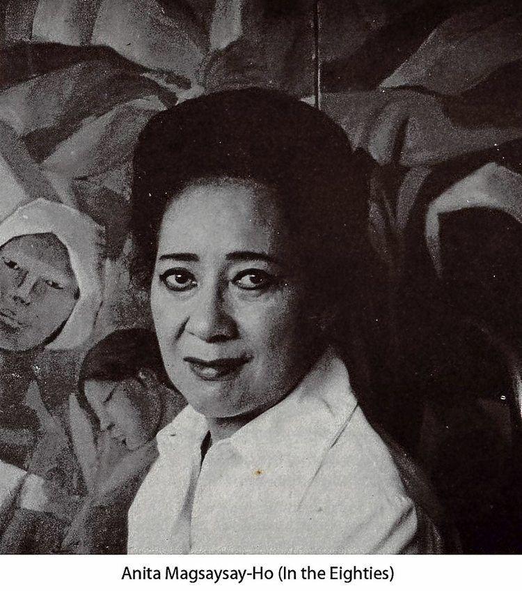Anita Magsaysay-Ho Talking shop with Anita MagsaysayHo Inquirer lifestyle