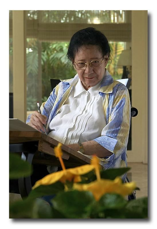 Anita Magsaysay-Ho KulayDiwa Gallery of Philippine Contemporary Art Anita