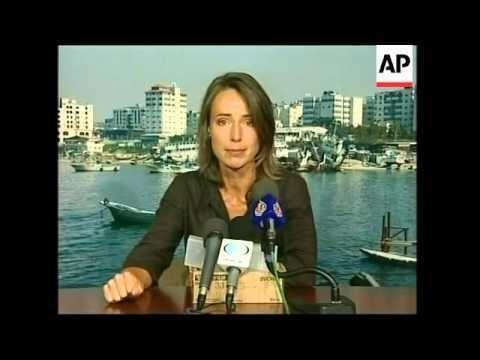 Anita McNaught Intvu with kidnapped Fox News cameramans wife Anita McNaught YouTube
