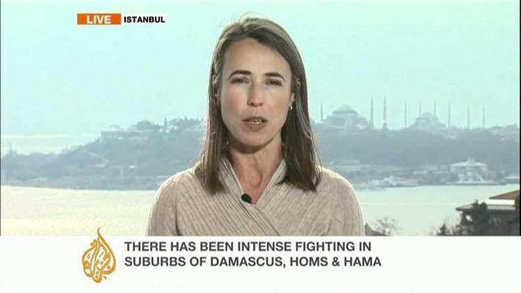 Anita McNaught Interview with Anita McNaught on Syria YouTube