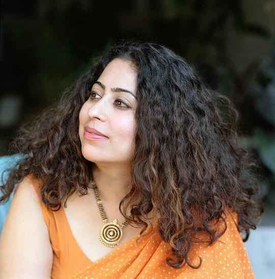 Anita Nair A Look at Anita Nair39s Lessons in Forgetting The