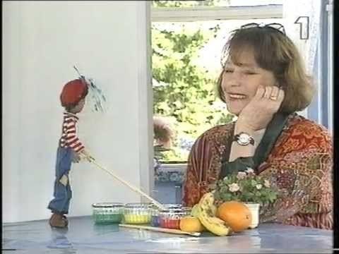 Anita och Televinken Barnprogram YouTube