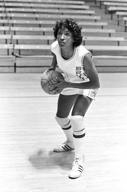 Anita Ortega Former UCLA basketball player Anita Ortega to give commencement