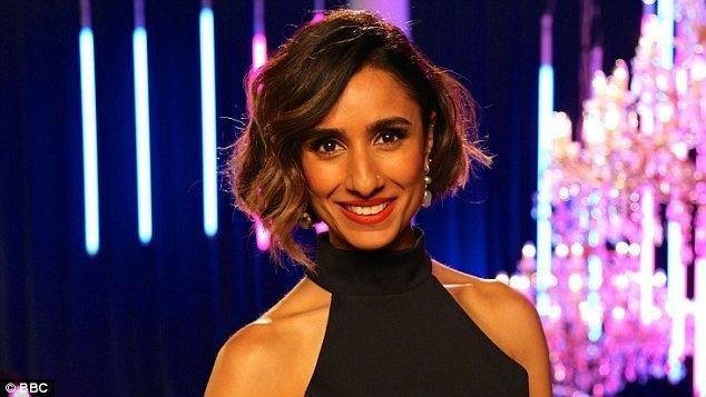 Anita Rani BBC39s Anita Rani to compete in Strictly Come Dancing