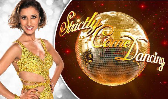 Anita Rani Strictly Come Dancing 2015 Who is Anita Rani TV