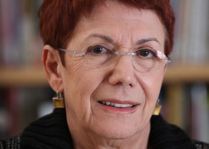 Anita Shapira Peace Is Common Denominator For Local Palestine And Israel