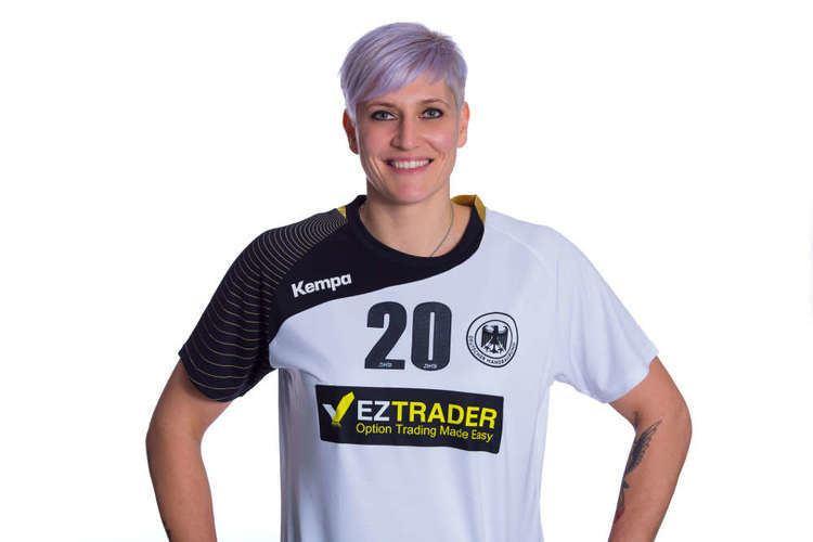 Anja Althaus Profil Anja Althaus Deutscher Handballbund