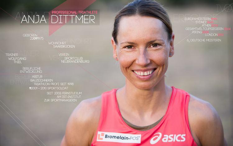 Anja Dittmer Vita Anja Dittmer professional Triathlete