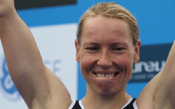 Anja Dittmer aktuellKurzstrecke Deutschlands Olympiastarter Anja