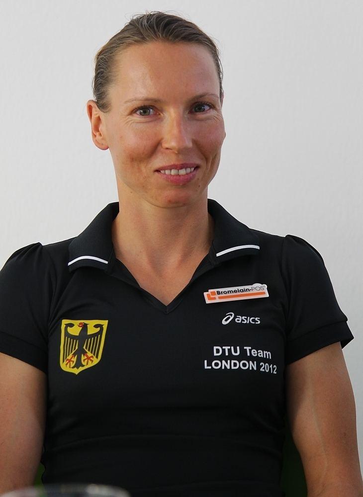 Anja Dittmer Olympische Spiele London 2012 Vierte Teilnahme fr