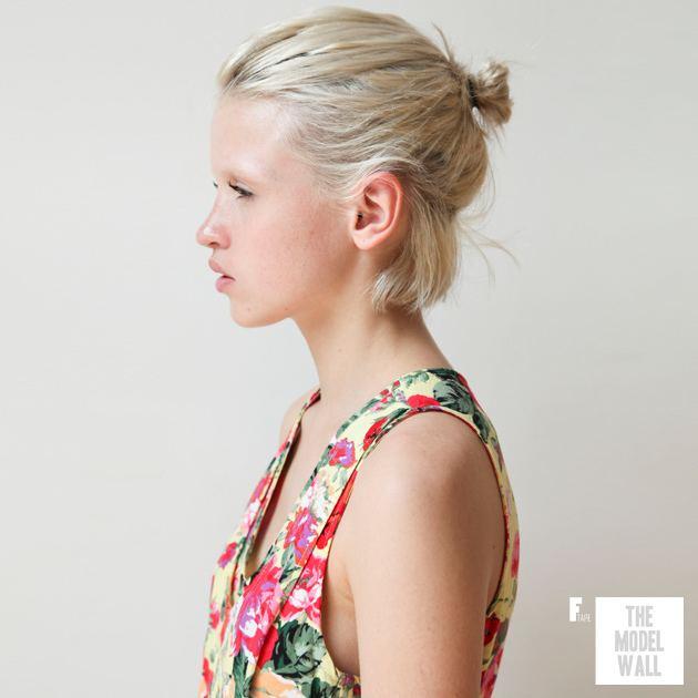 Anja Konstantinova Anja Konstantinova Models 1 The Model Wall Models on