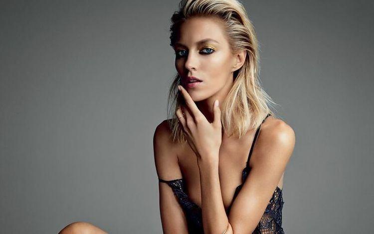 Anja Rubik Anja Rubik Fashion Model Models Photos Editorials