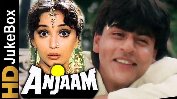 Anjaam Anjaam 1994 Full Video Songs Jukebox Shahrukh Khan Madhuri