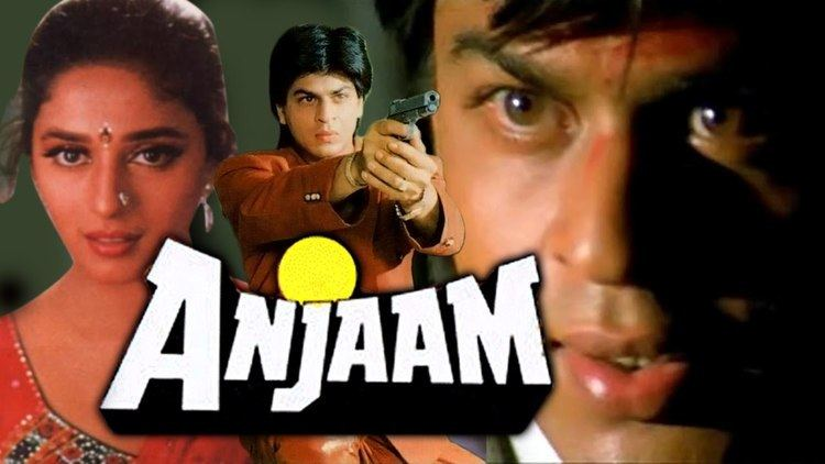 Anjaam Anjaam 1994 Full Hindi Movie Shahrukh Khan Madhuri Dixit