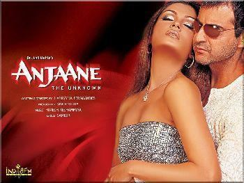 Anjaane (2005 film) Cult films and the people who make them Anjaane The Unknown