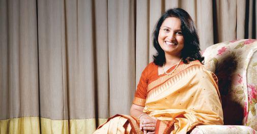 Anjali Bansal Anjali Bansal mentors proficient women executives for