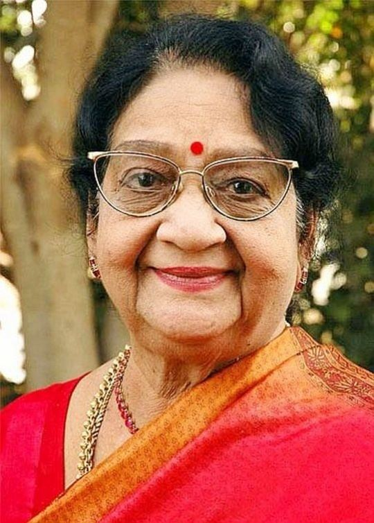 Anjali Devi Veteran South Indian Actress Anjali Devi Passes Away