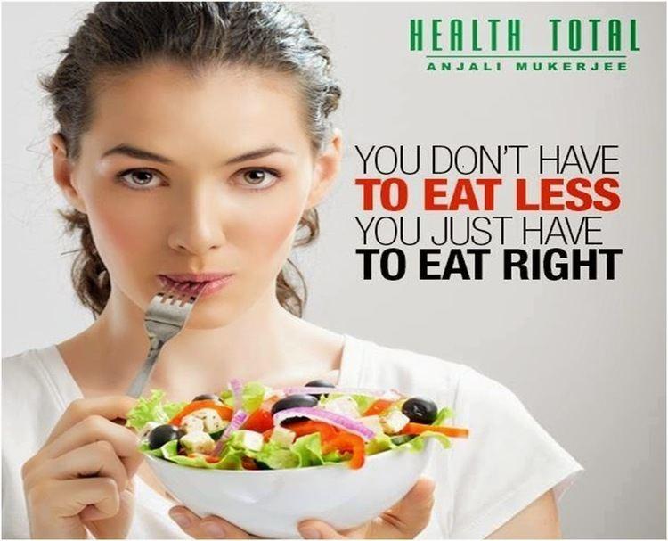 Anjali Mukerjee Lose weight with Anjali Mukerjee HealthTotal