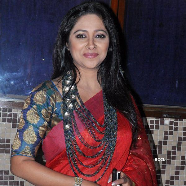 Anjana Basu Anjana Basu during the movie premiere of Durbin held in