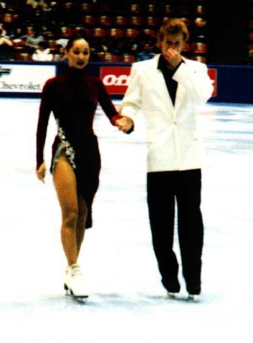 Anjelika Krylova Skate America 1996 Dance