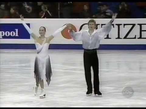 Anjelika Krylova Krylova Ovsiannikov 1997 Worlds FD Masquerade Waltz YouTube
